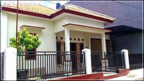 teras rumah minimalis asri