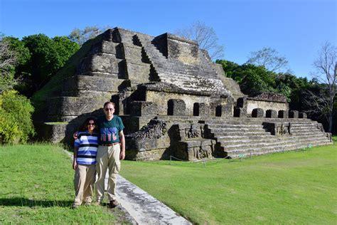 Temple of the Sun God, Structure B-4, Altun Ha, Belize