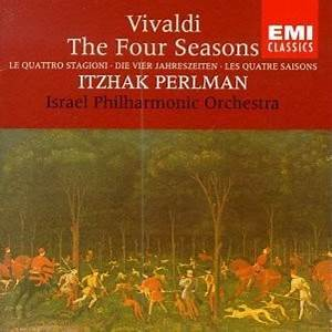 Vivaldi: The Four Seasons - Itzhak Perlman,Israel ...