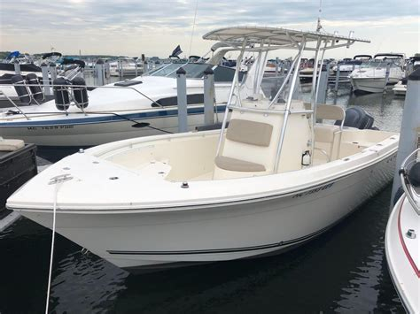 2015 used cobia 217 center console center console fishing boat for sale 29 900 harrison