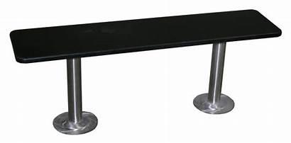 Bench Locker Phenolic Benches Wisconsin Steel Pedestals