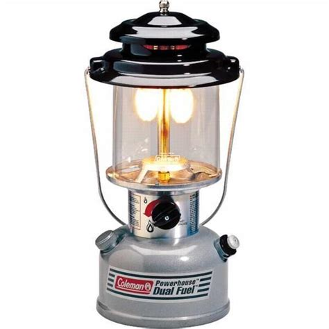 coleman dual fuel 2 mantle lantern runs on either coleman fuel or unleaded gas ebay