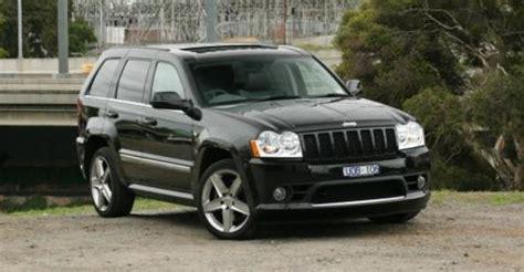 jeep grand cherokee srt road test caradvice