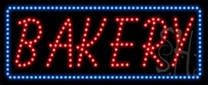 Bakery Animated Sign Led
