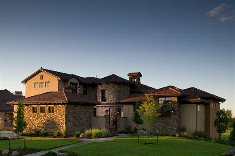 tuscan villa  views rw architectural designs house plans