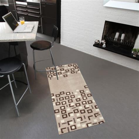 tapis de cuisine moderne tapis lavable en machine living mats pratique tapis