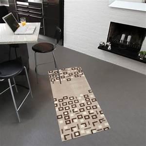Tapis De Cuisine Moderne : tapis de cuisine urban lavable en machine par arte espina ~ Teatrodelosmanantiales.com Idées de Décoration