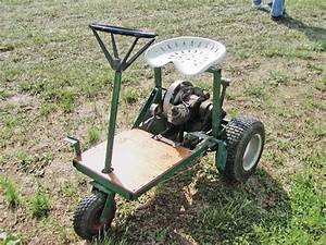 A Maytag-Powered Butt Buggy