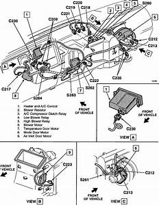 Wiring Diagram For 1996 Chevy Blazer Ground Locations
