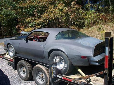 Sell Used Pontiac Firebird Drag Street Bbc