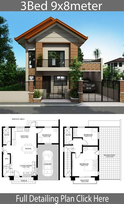 home design plan xm   bedrooms philippines house