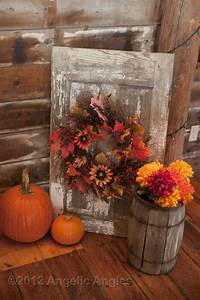 Primitive Fall Decorating on Pinterest