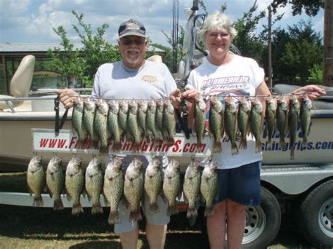 table rock lake crappie beds lake degray crappie fishing report