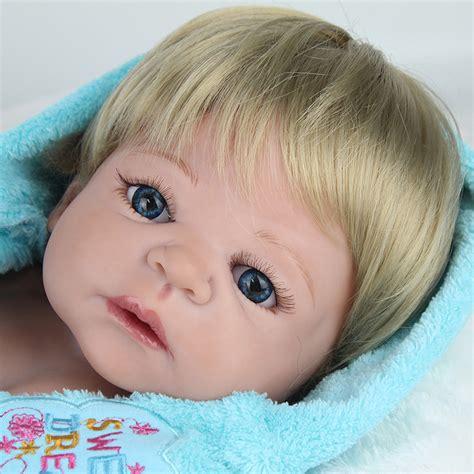 npkdoll cm soft silicone reborn dolls baby realistic