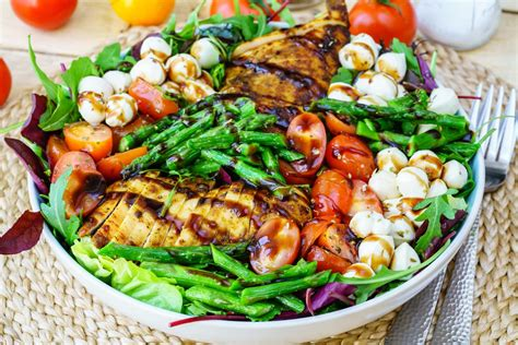 cuisine clea this caprese chicken salad will you clean