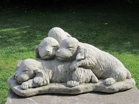 1000+ Images About Dog Statues On Pinterest