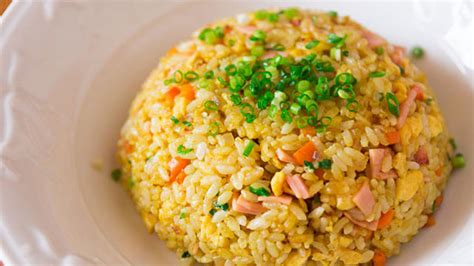 curry fried rice recipe japanese recipes pbs food
