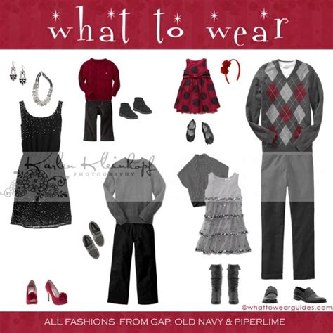 what to wear for your family christmas cards strawberry