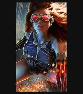 Gamer Girl HD Wallpaper For Your Moto G Smartphone