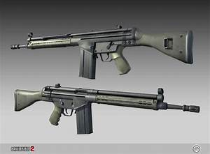 Military Information House: G3 Rifle  G3
