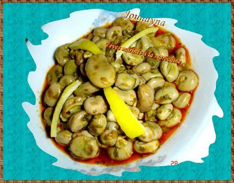 la cuisine de a à z fèves marinés à la marocaine quot la cuisine de jouhayna de