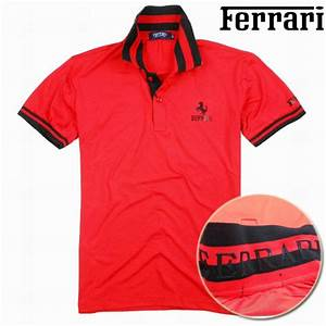 Ferrari Polo Shirt : ferrari polo t shirt men 068 ~ Kayakingforconservation.com Haus und Dekorationen