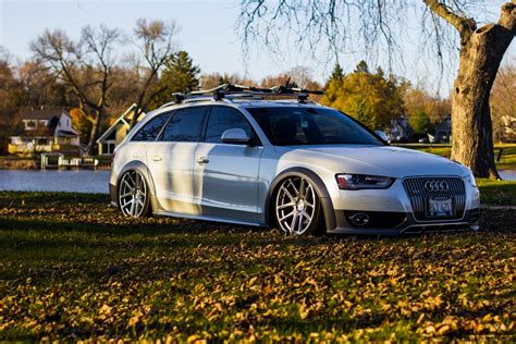 Stanced Allroad Ultime