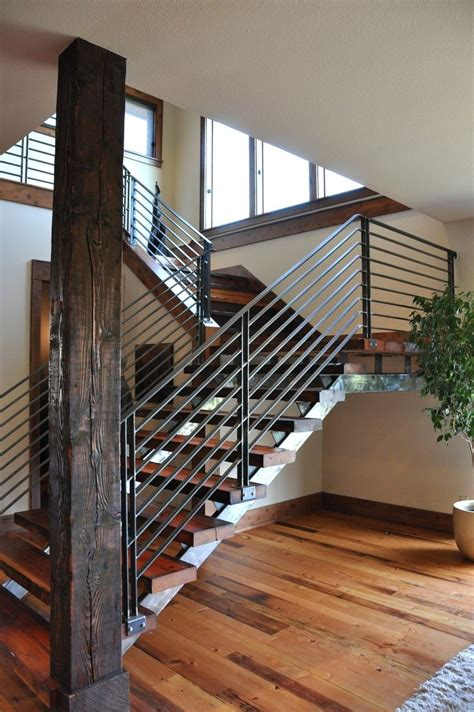 stair adorable modern stair railings  inspire