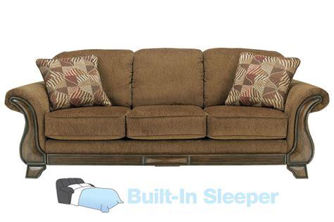 Malory Chenille Queen Sleeper Sofa At Gardner White