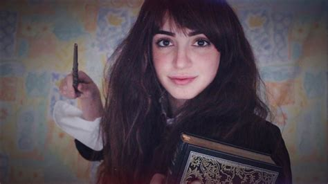 Asmr  Hermione Cosplay Roleplay