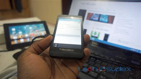tip how to install android apps on your blackberry z10 and playbook techsuplex