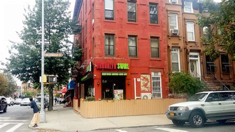 black entrepreneurs setting up new businesses in bed stuy