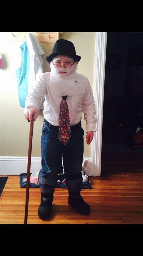 Best 25+ Old man costume ideas on Pinterest | Kids old man costume Old man halloween costume ...