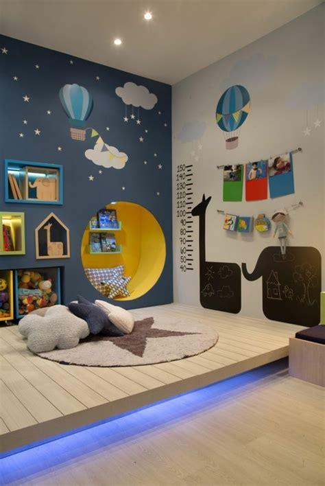 deco chambre bleu beautiful chambre bleu enfant photos seiunkel us