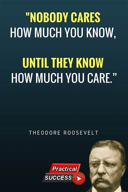Roosevelt Theodore Quotes Jr Speech History American