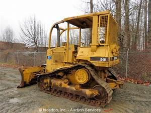Caterpillar D4h Crawler Dozer Tractor 108 U0026quot  6