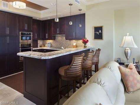 sold luxury condo kitchen cabinets backsplash