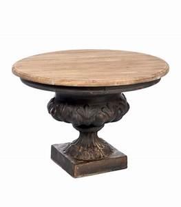 Table Basse Ronde Bois : tables basses ~ Teatrodelosmanantiales.com Idées de Décoration