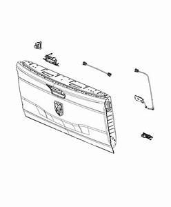 Ram 1500 Wiring  Tailgate