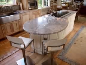 sur la table kitchen island cuisine avec îlot central 43 idées inspirations
