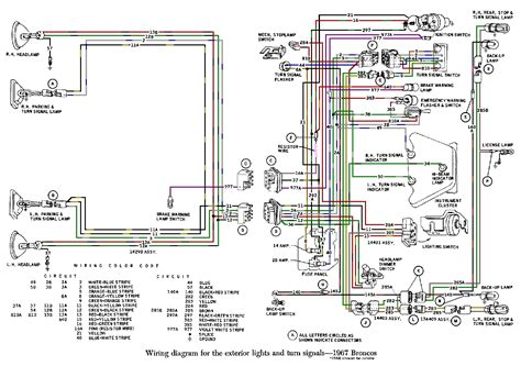 1966 Ford F100 Horn Diagram by 66 Ford F 250 Truck Wiring Diagram