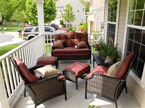 Porch And Patio Furniture by Porch Furniture Add Some Elegance In Your Home