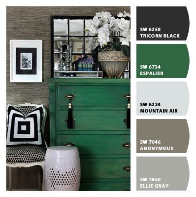 Palette Fresh Emerald Green by Paint Colors From Chip It By Sherwin Williams Emerald