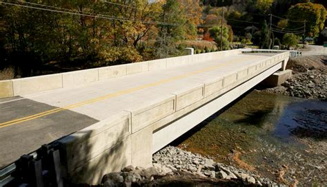 Bridge Replacement Project Completes In Somerset County