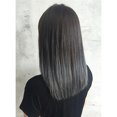 Hottest Hair Trend Of 2016 Gray Ombre Hair Pampermy