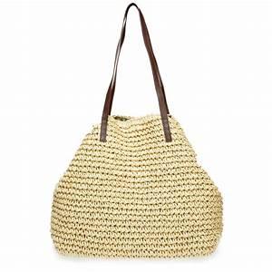 Sac En Paille Original : sac en paille femme kiabi 22 00 ~ Melissatoandfro.com Idées de Décoration