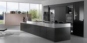 Cuisine Moderne Design : cuisine moderne design italienne 2017 et cuisiniste en moselle cuisines et photo ~ Preciouscoupons.com Idées de Décoration