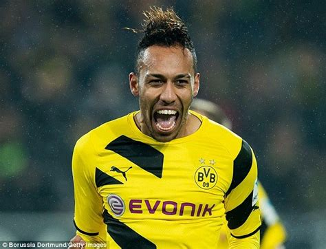 Aubameyang reveals he would only leave Dortmund for Real ...
