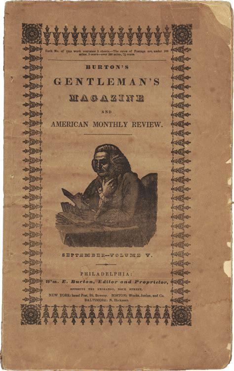 burtons gentlemans magazine wikipedia