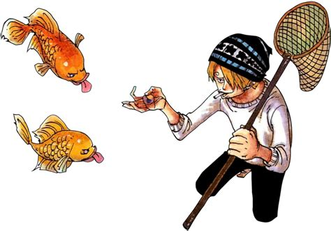 Sanji From Chapter 489 Color Spread